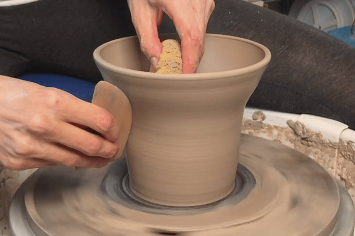 How to Throw a Cascade Bonsai Pot