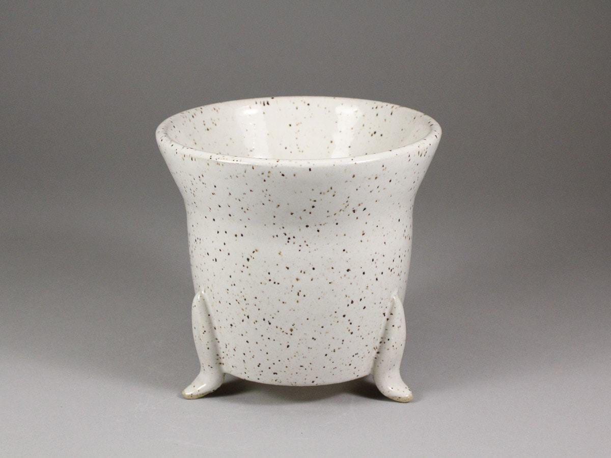 ceramic orchid pottery