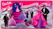 Barbie Enchanted Ball 3-D Game - 1998 - Mattel - Great Condition