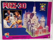 Puzz 3D Bavarian Castle  - 1996 - Wrebbit - New