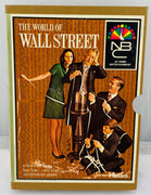 World of Wall Street Game - 1969 - Hasbro - Great Condition