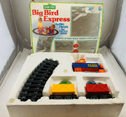Big Bird Express Train Set - 1989 - Working - Very Good Condition