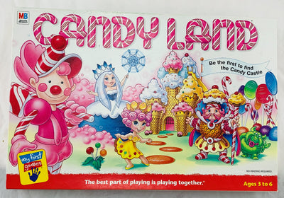 Candy Land Game - 1999 - Milton Bradley - Great Condition
