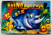 Rhino Rampage Game - 2008 - Mattel - Great Condition