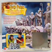 Harry Potter Wizard's Chess Game - 2002 - Mattel - Great Condition