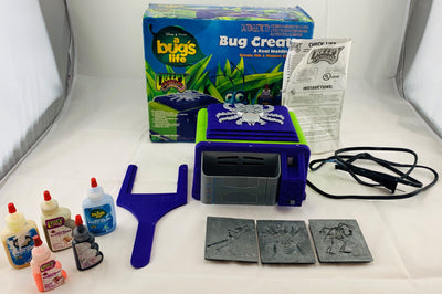 Creepy Crawlers A Bugs Life Molding Oven Kit Goop Working Good Condition