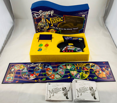 The Wonderful World of Music Game by Mattel Complete and Working in Good Condition