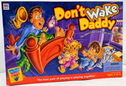 Don't Wake Daddy Game - 2001 - Milton Bradley - Great Condition