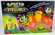 Saucer Scramble Game - 2008 - Mattel - Great Condition