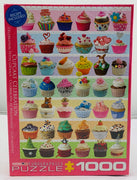 Eurographics Cupcake Celebration 1000 Pc Puzzle - New