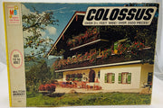 Colossus Puzzle 2500 Pcs - 1973 - Milton Bradley - New