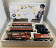 Harry Potter Hogwarts Express Lionel Train Set - Working - Very Good Condition