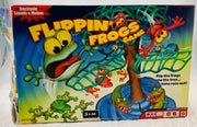Flippin' Frogs Game - 2007- Mattel - Very Good Condition