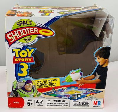 Space Shooter Target Game: Toy Story 3 Edition - 2010 - Mattel - Very Good Condition