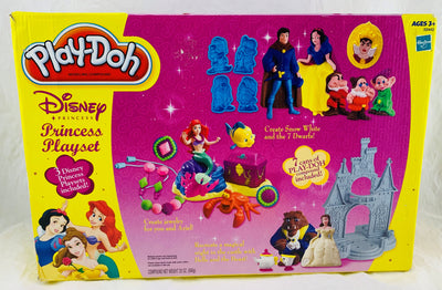 Play-Doh Disney Princess PlaySet - 2004 - Hasbro - Great Condition