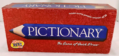 Pictionary Game 15th Anniversary - 2000 - Great Condition