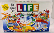 Game of Life - 2002 - Milton Bradley - Great Condition