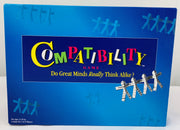 Compatibility Game - 1996 - Mattel - Great Condition
