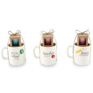 Teacher Mug & Shot Glass Sets