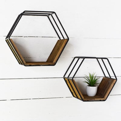 Hex Loft Shelf