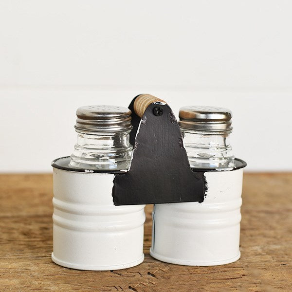 Caddy Salt & Pepper