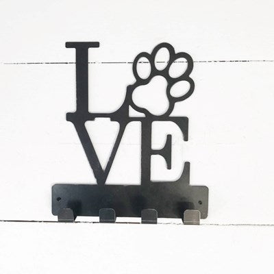 Love Wall Leash Holder
