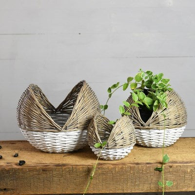 Ball Basket Planter