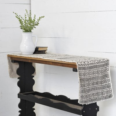 Mud Cloth Table Runner