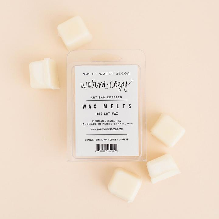Warm & Cozy Wax Melts
