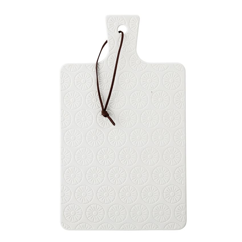 Stoneware Cheese/Cutting Board