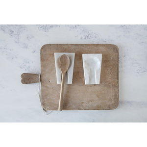 Marble Spoon Rest