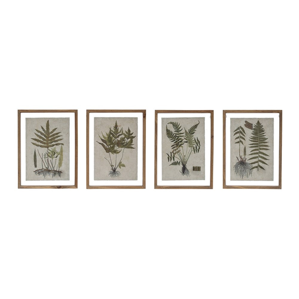 Botanical Print Set