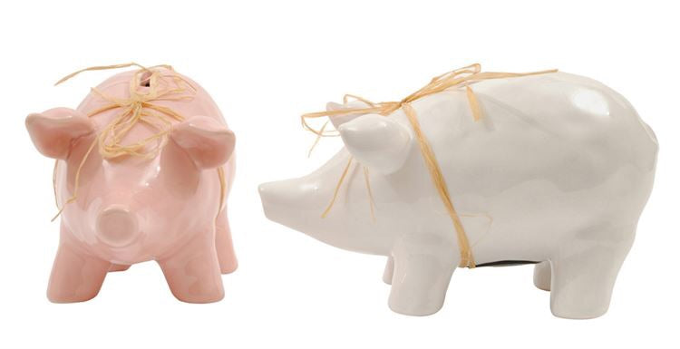 Traditional Piggy Bank