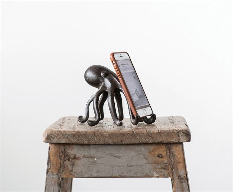 Octopus Phone Stand