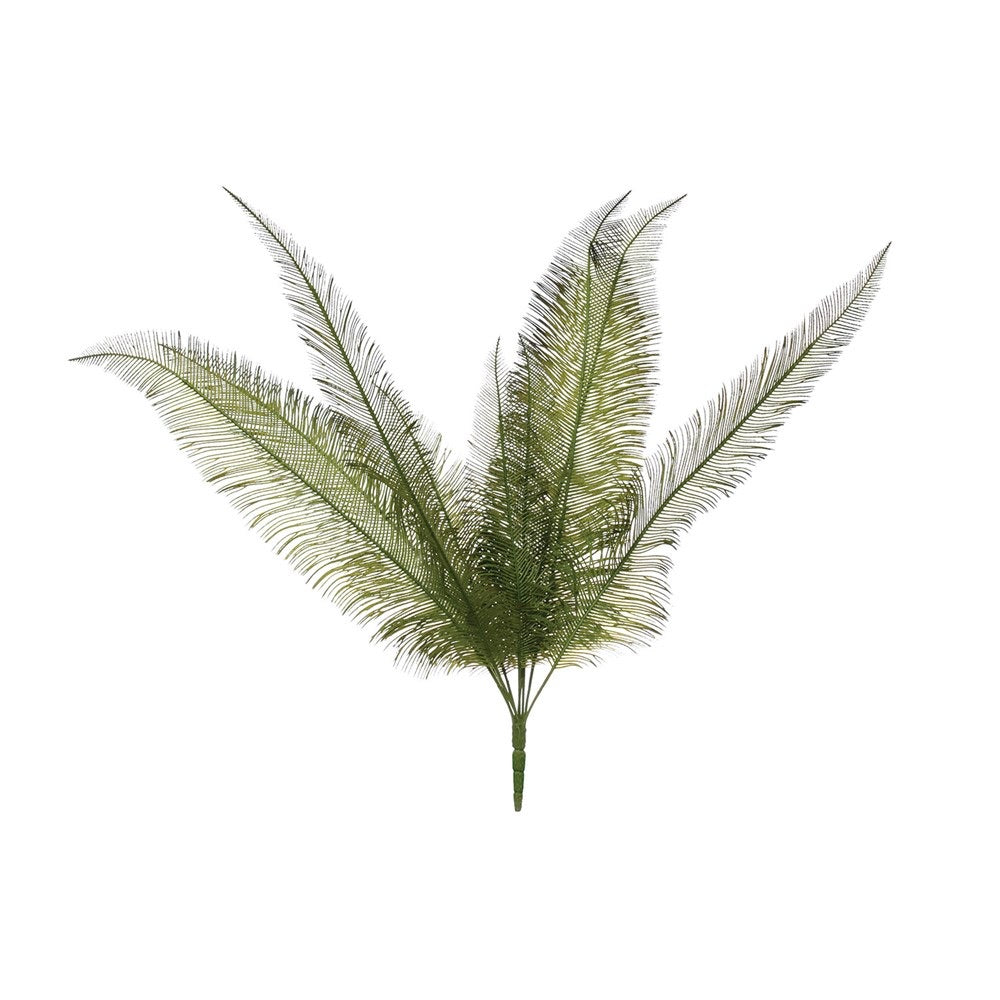 Large Faux Fern Pick