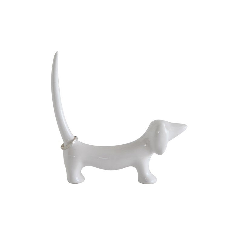 Dog Ring Holder