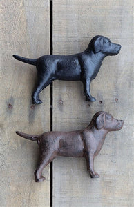 Lab Dog Figurine