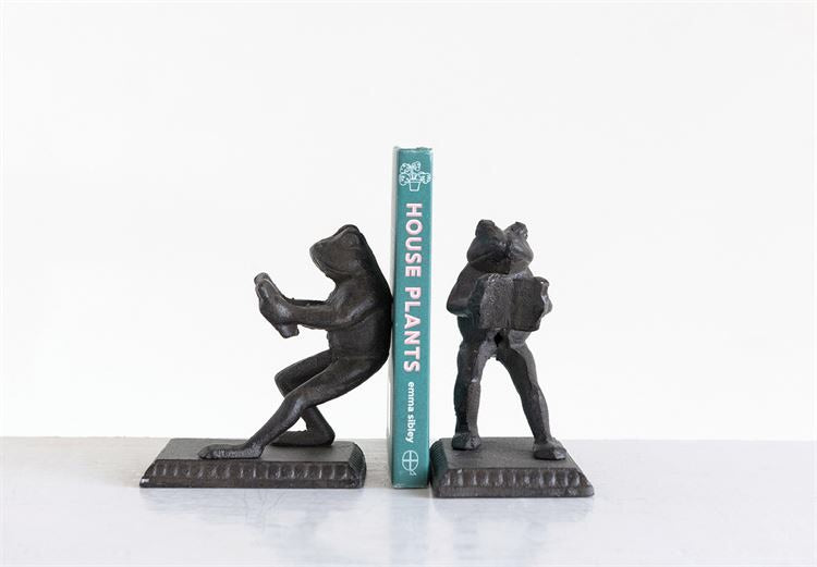 Frog Bookends