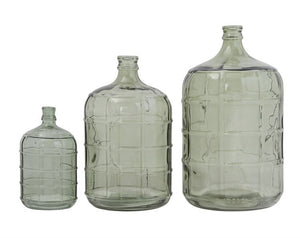 Glass Vintage Reproduction Bottle