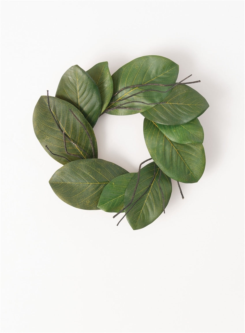 Mini Magnolia Wreath