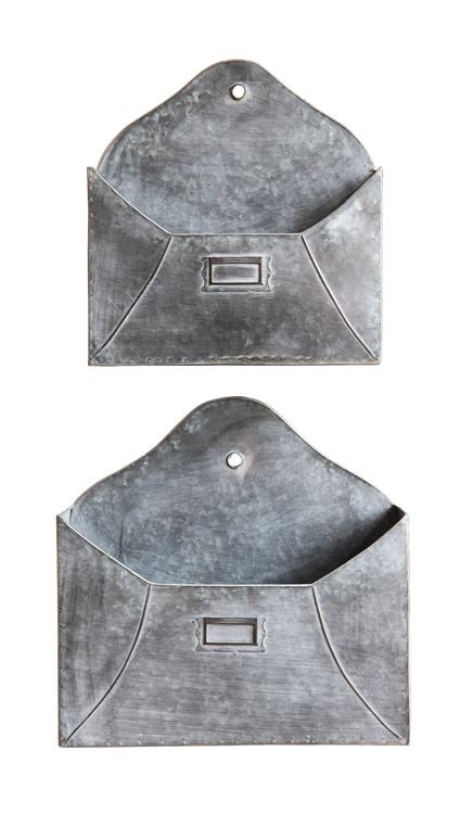 Metal Wall Envelope