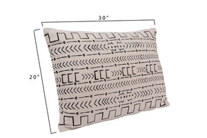 Large Mudcloth Pillow