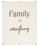 Family Is Everything Wall Hanging