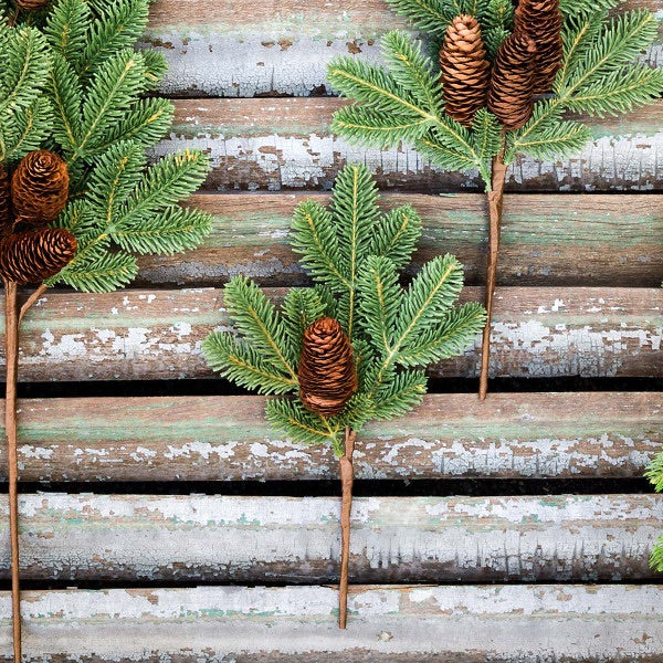 Forest Fir Stem from The Feathered Farmhouse