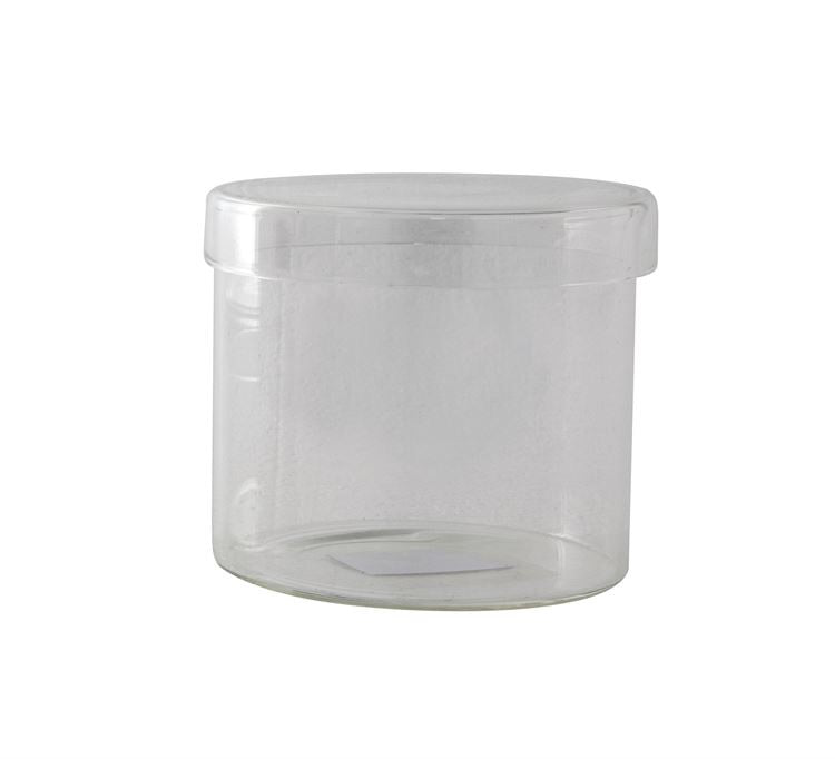 Glass Container w/ Lid