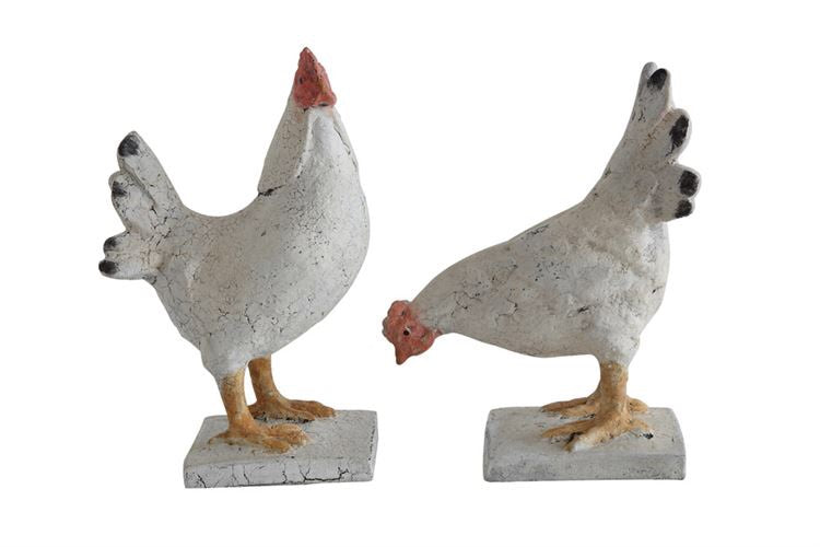 Chicken Figurine