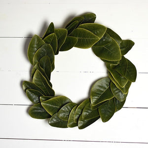 Magnolia Wreath