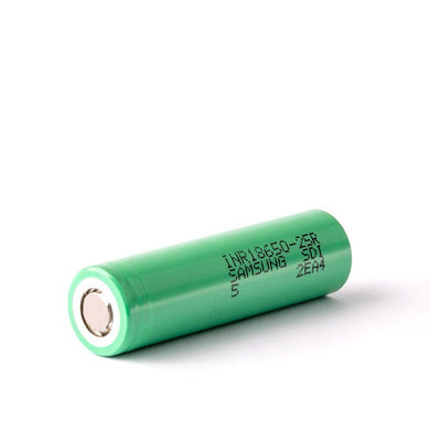 Samsung INR18650-25R 2500mAh Battery