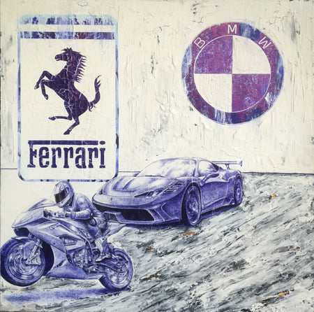 FERRARI CANVAS (1 of 1) - MaxWrist