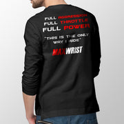 FULL POWER LONG SLEEVE - MaxWrist